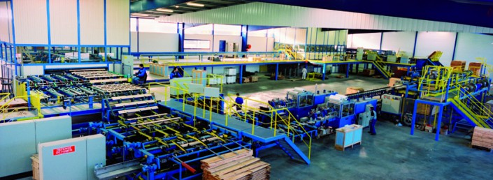 usine de gascogne Bois à Castets