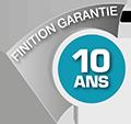 Finition garantie 10 ans