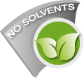 no solvent used in the product creation