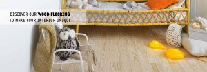 Discover our wood flooring to make your interior unique