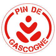 Label Pin de Gascogne