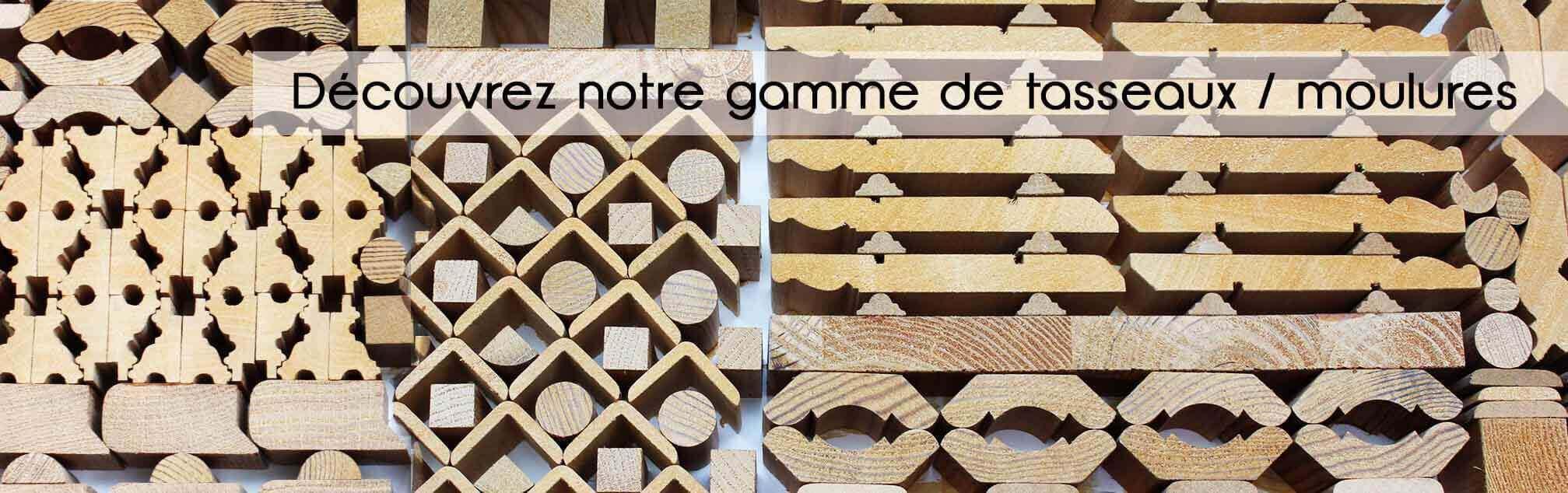 Tasseau Bois Exotique Exterieur tasseaux - moulures - gascogne bois